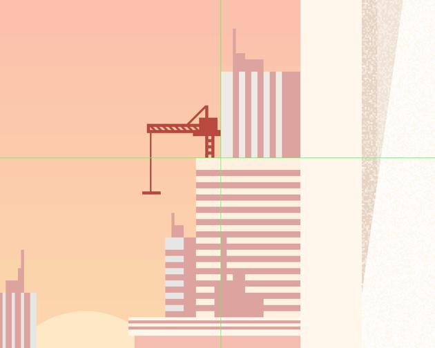 adding the crane