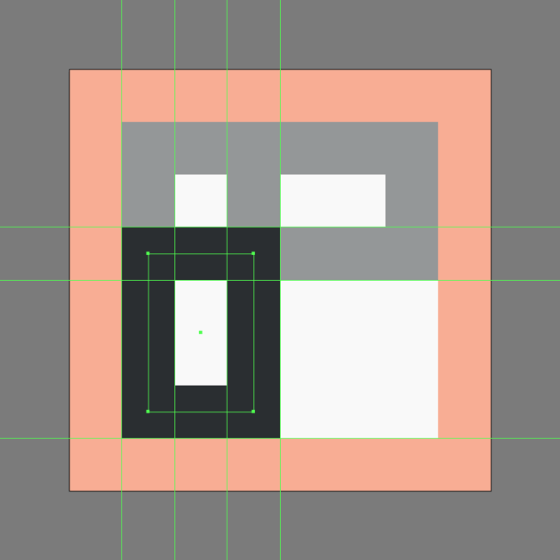 adding the bottom rectangle to the table icon