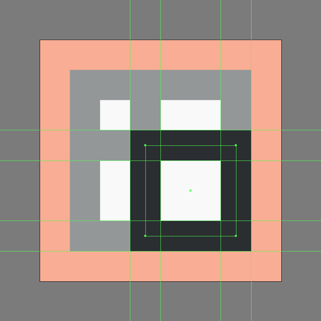 finishing off the table icon