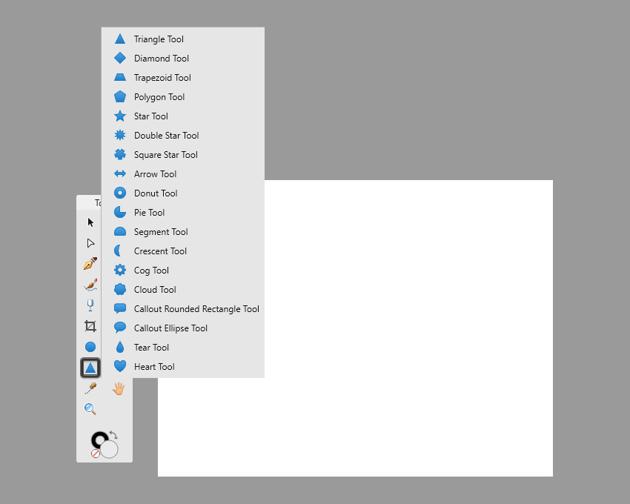 affinity designer shape tools expanded