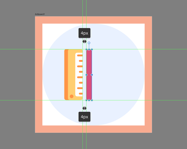 creating the side section for the calculator