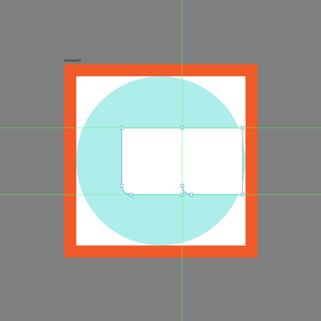 creating a duplicate of the front section in ad