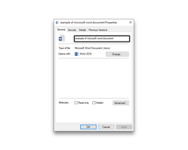 example of word document file name