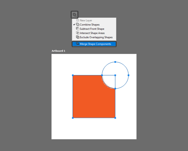 example of merging paths in photoshop