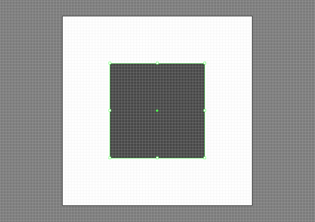 example of pixel preview inside of illustrator