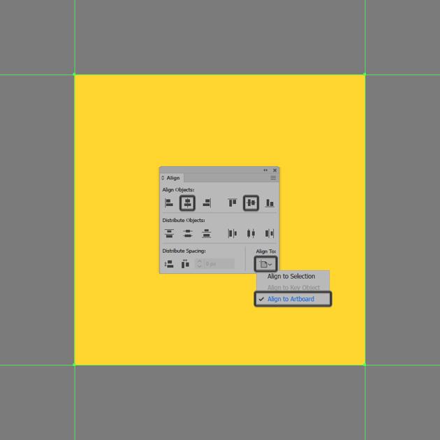 create pattern Illustrator