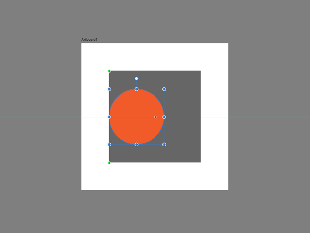 smart guides positioning in affinity designer