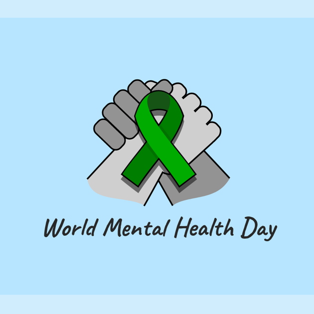 World Mental Health Day 2018 finish state