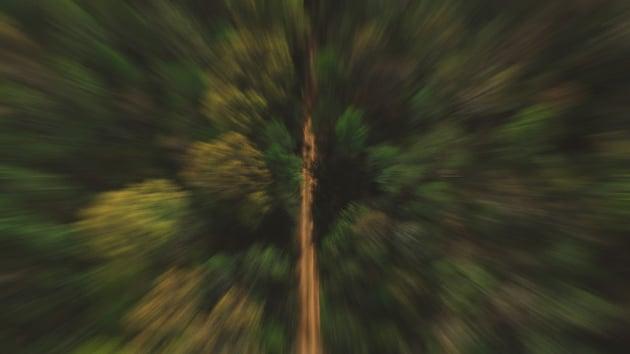Faux motion blur