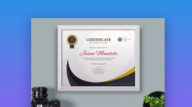 CertificateDiploma Template Pro