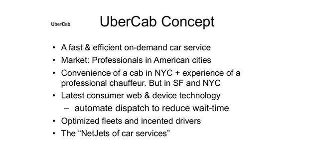 UberCab Concept