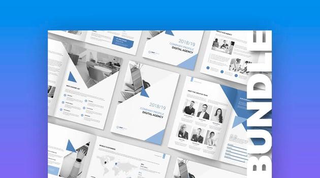 Digital Agency Marketing Proposal Example