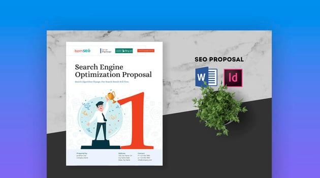SEO Digital Marketing Proposal Example