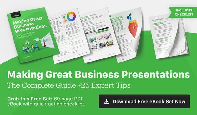 Make Great Presentations