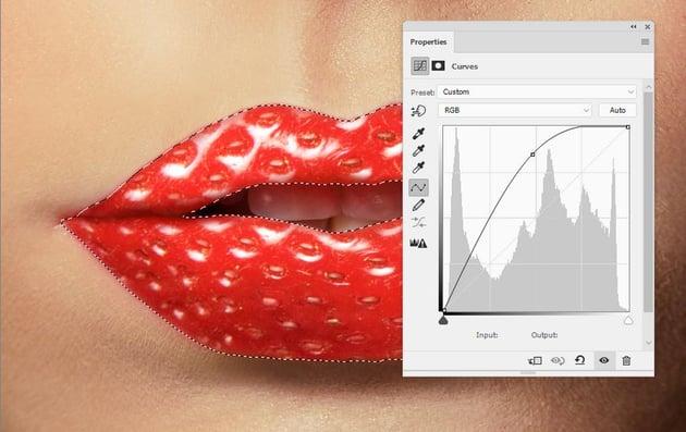 lips curves 1