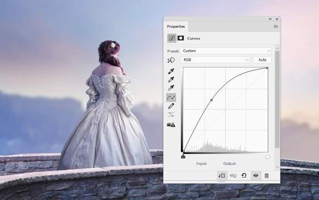 model curves