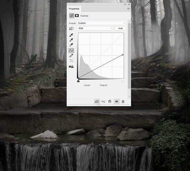 stream curves
