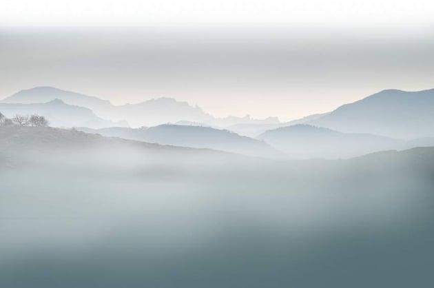mountains masking