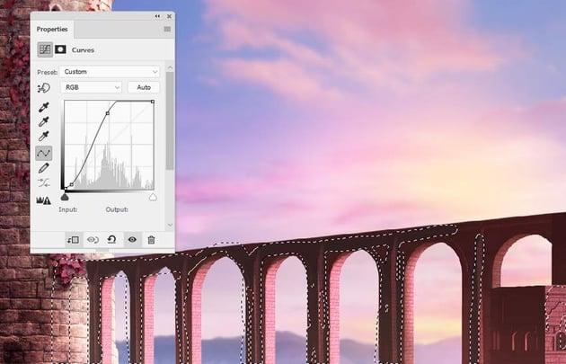 bridge curves