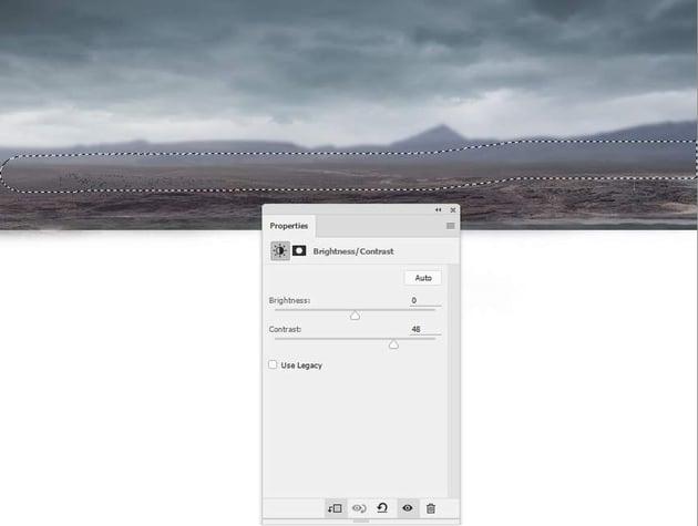 landscape brightnesscontrast