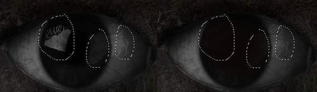 eye retouch