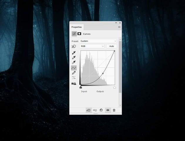fantasy digital art - curves