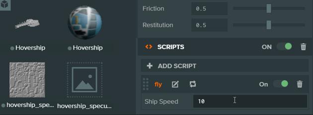 Where to find script attributes