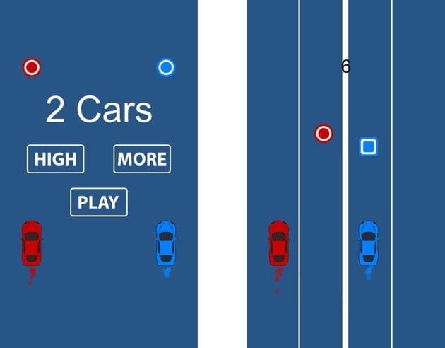 2 Cars Lane