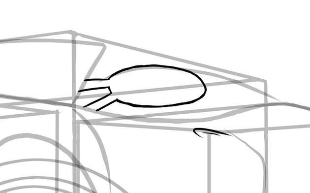 Notice how the handle and wing mirror have areodynamics in mind