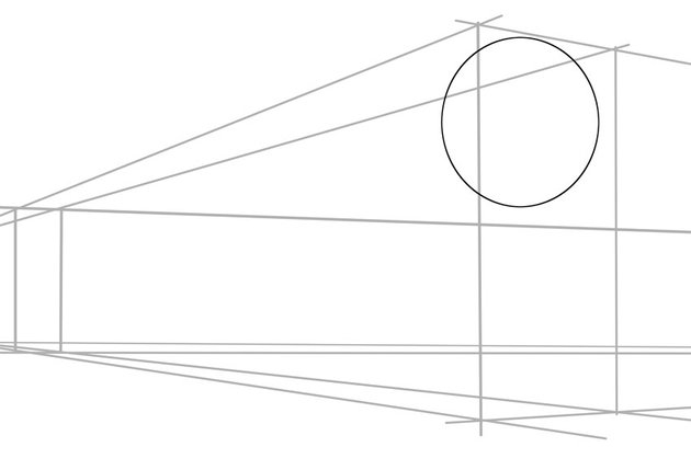 To start your boiler draw a simple circle either freehand or with a compass