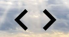 The navigation arrows