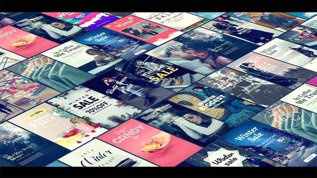Instagram Stories templates for Premiere Pro