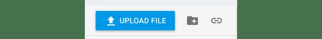 Button for manually uploading files to Firebase storage