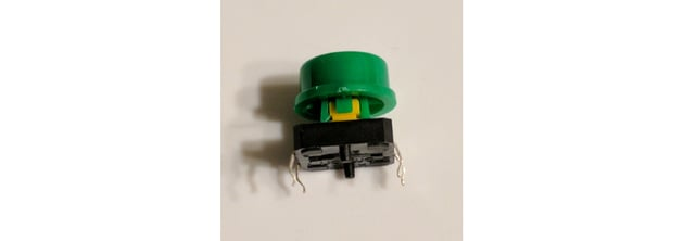 GPIO input component Button