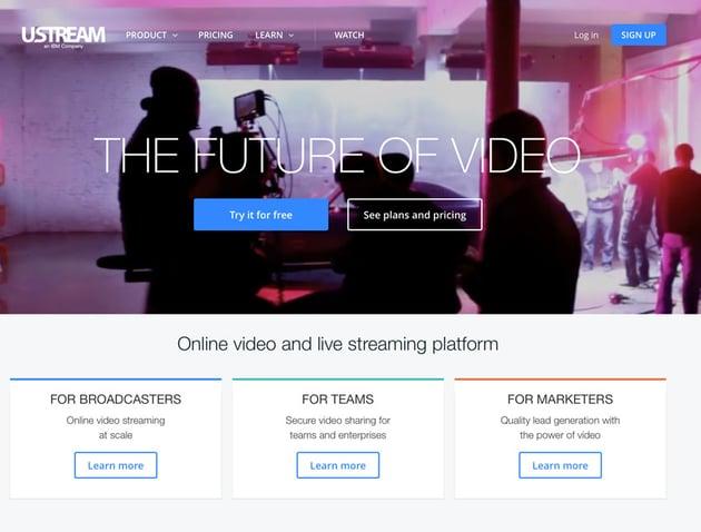 ustream pro