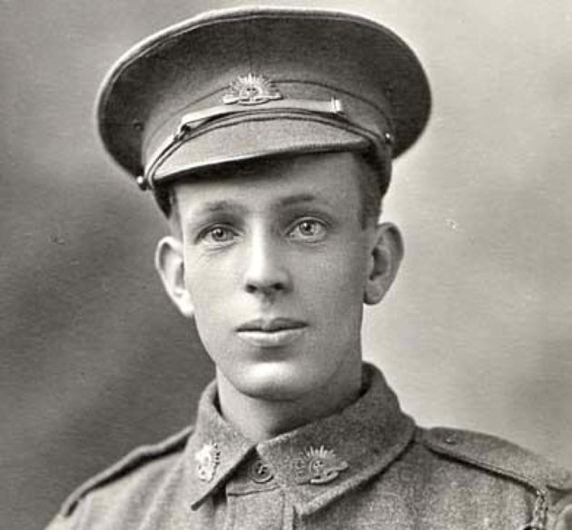 Private Harry Witherick Baxendale