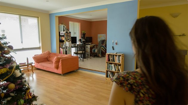 Expansive room
