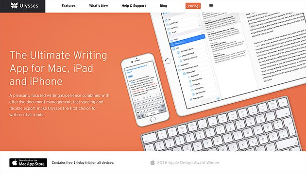 Ulysses Note Taking App