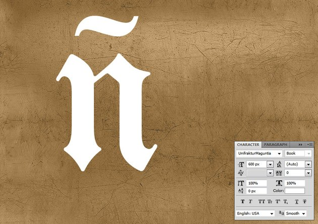 create cool text in photoshop