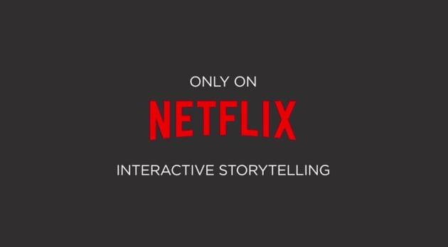 Interactive Story Telling on Netflix