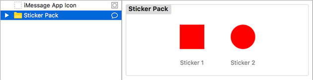 Sticker Pack Folder