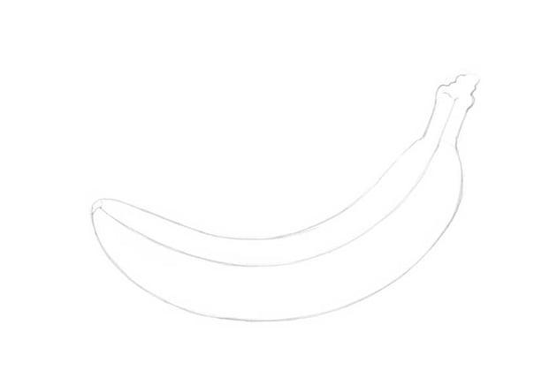 Refining the shape of the banana