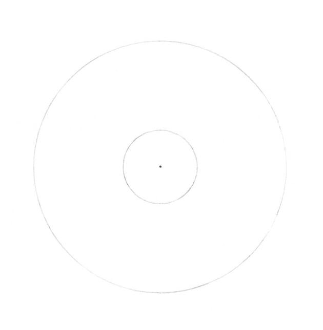 Adding the bigger circle
