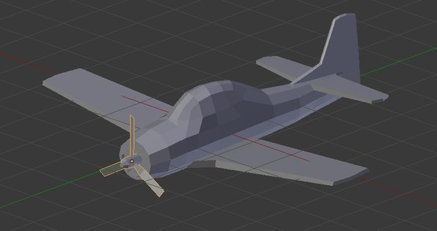 Select propeller