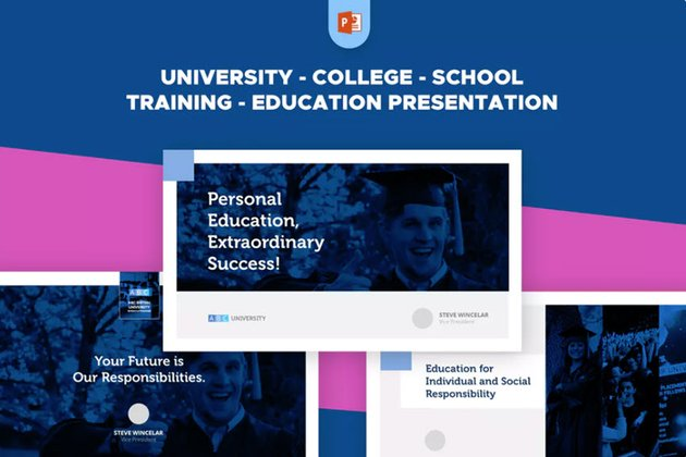 School PowerPoint Templates