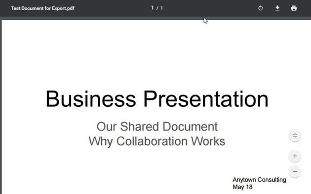 Google Slides presentation converted to PDF