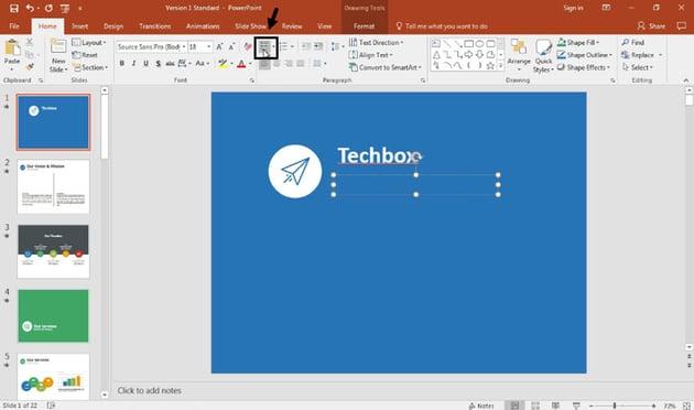 Add PowerPoint Bullet Points