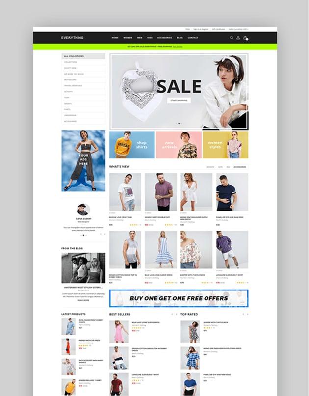 Kala -  Versatile Shopify Mobile Theme