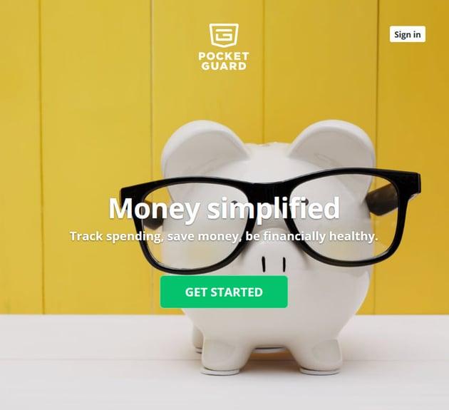 PocketGuard Money Management App