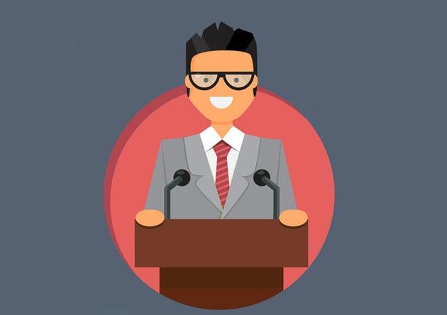 What is public speaking
